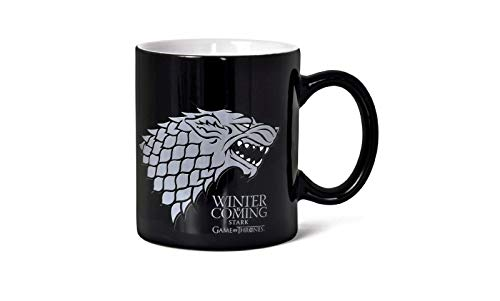 SD toys SDTHBO02063 Taza Cerámica, Stark Game of Thrones, Color...