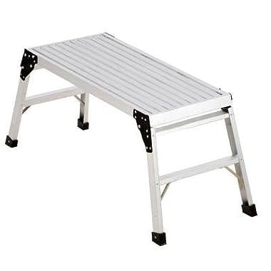 Pro Deck Aluminum Work Platform 48 in. x 16 in. x 20 in.