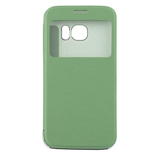 HehiFRlark Funda Protectora con Tapa Inteligente para teléfonos móviles Carcasa Protectora Verde