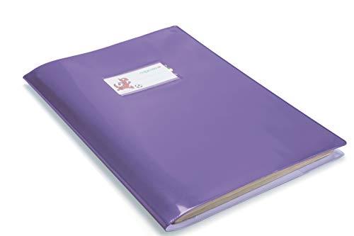 Copertina Quaderno A4 Lilla