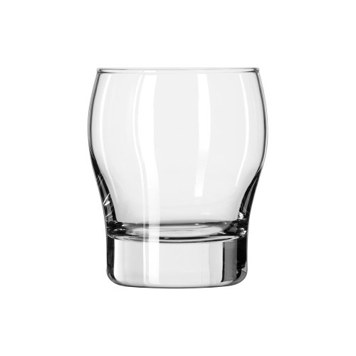 Libbey 2394 Perception 12 Oz Double Old Fashioned Glass - 24 / CS
