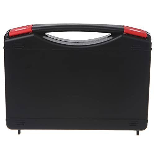 Caja de herramientas Caja de herramientas de reparación Caja de almacenamiento de hardware Cajas de utilidad Contenedor de plástico Organizador para soldadura Llave de hierro Destornillador Caja de he