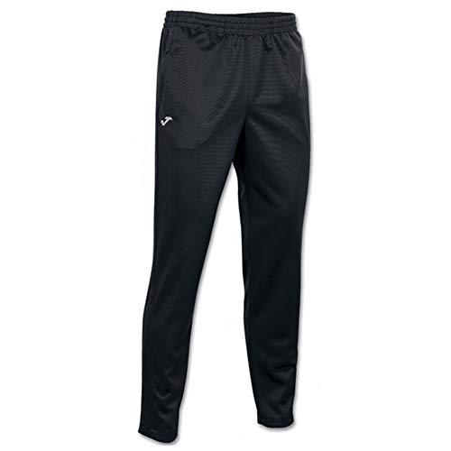 Joma - Pantalon Largo Poly. Interlock Negro para Hombre