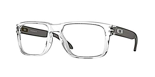 Oakley Holbrook Rx 0.75mm Pb Lead Glasses X-Ray Radiation Protection Leaded Safety (Clear)