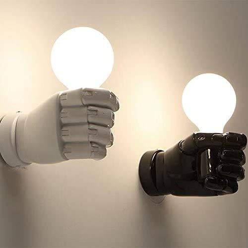Mkj wandlamp, moderne stijl, bedlampje, allee, woonkamer, wandlamp, allee, eetkamer, kunst, decoratie, nachtkastje, wandlamp, lampen, restaurant, industrieel, bar, café, val, van kunsthars 18943