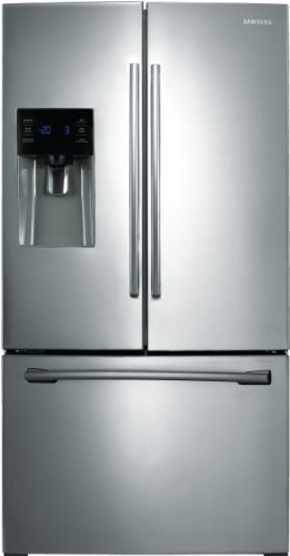 Samsung RF263BEAESR 25.6 Cu. Ft. Stainless Steel French Door Refrigerator - Energy Star