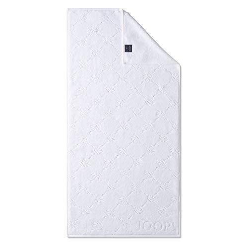 Joop! Handtücher Uni Cornflower 1670 weiß - 600 Gästetuch 30x50 cm
