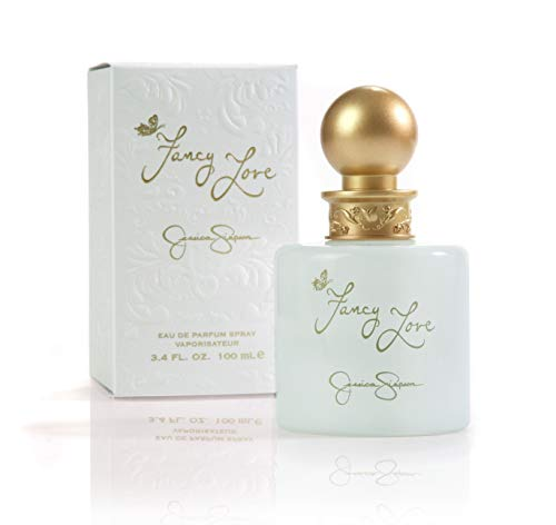 Jessica Simpson Fancy Love Eau De Parfum Spray 3.40 oz (Pack of 2)