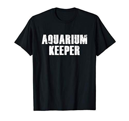 Aquascaping Aquaristik Aquarist Aquaristiker Fischpfleger T-Shirt