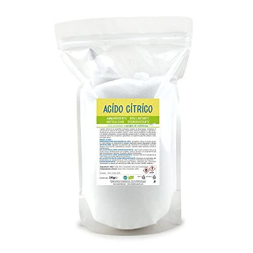 tuto chimica Acido CITRICO 1KG