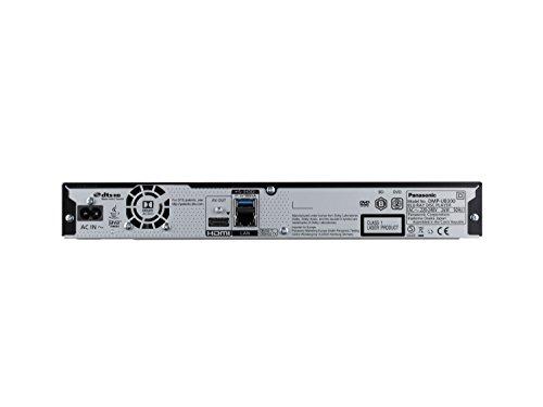 Panasonic DMP-UB900EBK 4K Ultra HD Player-schwarz + Ghostbusters [2017] 4K UHD Disc