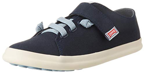 CAMPER Jungen Pursuit Kids Sneaker, Blau (Navy 410), 32 EU