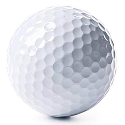Balle De Golf Flottante, Balle Flottante Golf Float Un Paquet De 10 Balles à Deux Niveaux Convient...