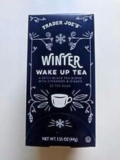 Trader Joe's Winter Wake up Tea 20 tea bags (1 pack)