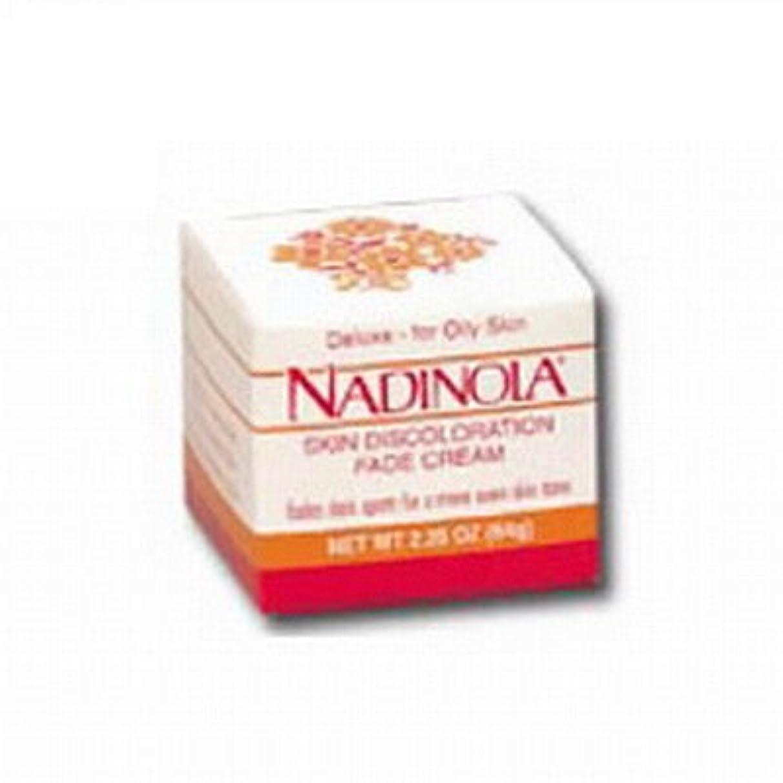 資産すきホップNadinola Discoloration Fade Cream 2.25oz Oily Skin (並行輸入品)