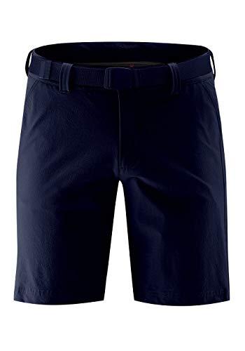 maier sports Pantaloncini da Uomo Nil Short M, Uomo, Pantaloncini, 130019, Cielo Notturno, 60