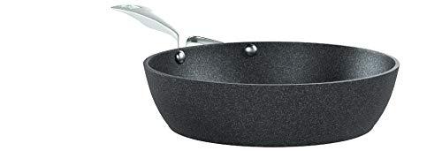 Ballarini バッラリーニ 「トリノ 深型フライパン 24cm」 炒め鍋 IH対応 グラニチウム 5層コーティング 75001-765