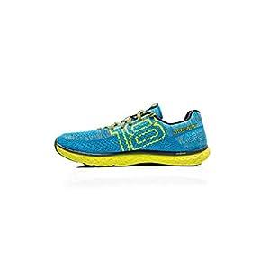 Altra Escalante Boston Mujer Zero Colgante Carretera Zapatillas Para Correr Azul/Amarillo - Amarillo, 5.5 UK