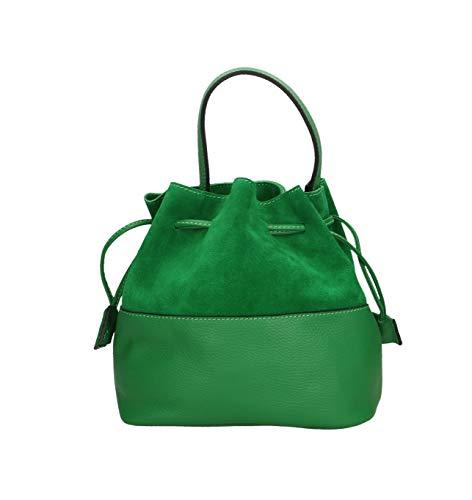 OH MY BAG Sac porté épaule Cuir porté épaule bandoulière et de travers femmes en véritable cuir fabriqué en Italie