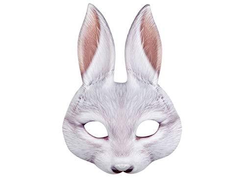 Boland 56734 - Máscara, Color Blanco