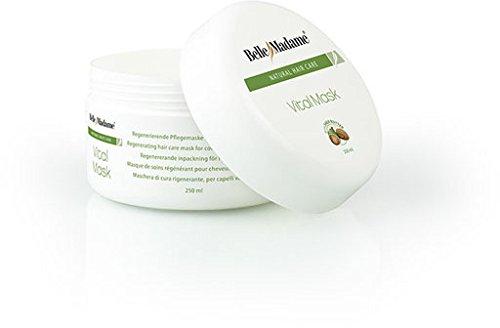 Dening Hair Belle Madame Echthaar Vital Mask Intensiv Haarkur - für Echthaarperücken, Extensions, Haarteile & Haarsysteme