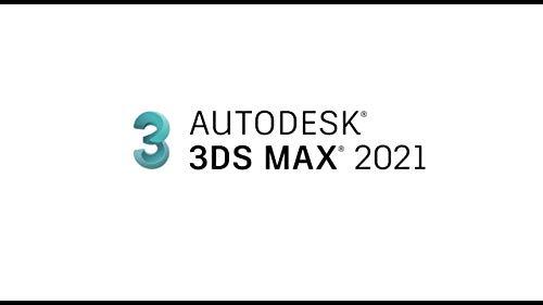Autodesk 3ds Max 2021 Digitale Software-Lizenz / 1 Jahre | Windows (nur...