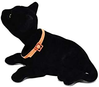 Batty Bargains Mysterious Bobblehead Black Cat with Car Dashboard Adhesive