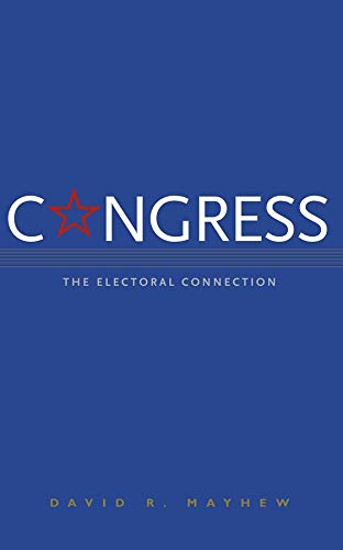 Congress: The Electoral Connection