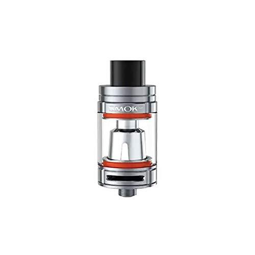 Genuine SMOK TFV8 Baby Tank 2mL (Silver) No Nicotine