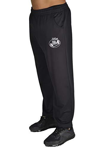 STILYA Sportswear Company Hombre Pantalones de Deporte de Culturismo de chándal Bodybuilding 5513 XXL