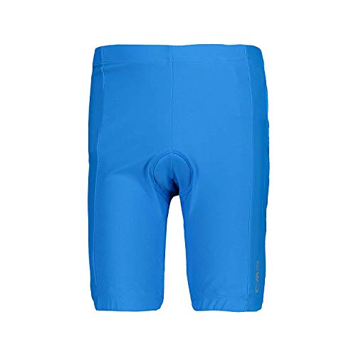 CMP - Radsport-3/4-Hosen für Jungen in Blu (Cyano), Größe 164