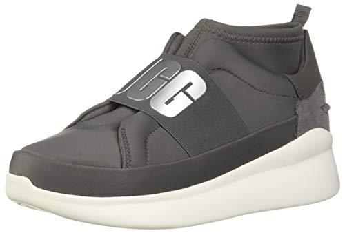 UGG Female Neutra Sneaker Shoe, Charcoal, 5 (UK),38(EU)