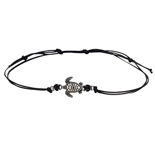 HINK Women's Turtle Beach Foot Chain Anklets Vintage Bracelet Jewelry Anklet Jewelry & Watches For Woman Valentine Easter Gift
