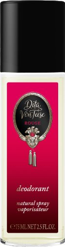 Dita Von Teese Rouge Deo Natura Spray 75ml, 1er Pack (1 x 75 ml)