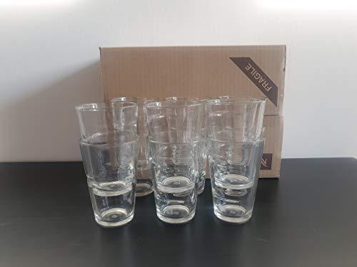 Nespresso 12 View Recipe Gläser