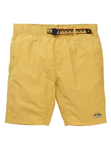 Burton Clingman, Pantaloncini Sportivi Uomo, Ochre, XS