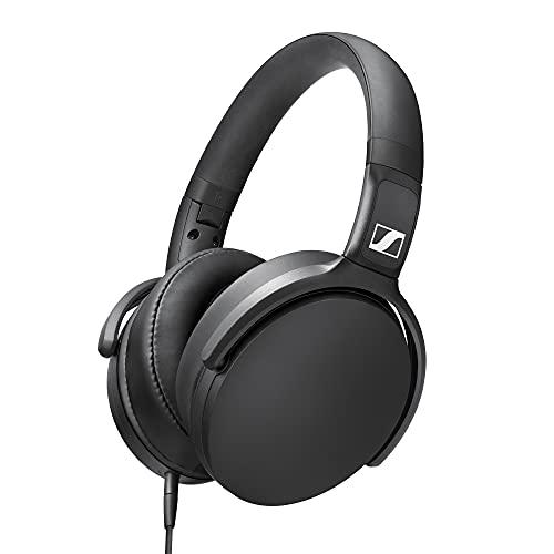 Sennheiser HD 400S Over-Ear Headphone with Smart Remote - Black