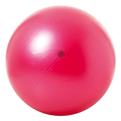 TOGU Theragym Ball ABS Gymnastikball, 100 cm rubinrot