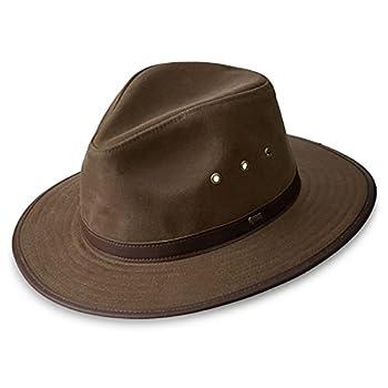 Orvis Men s Oilcloth Hat Tan