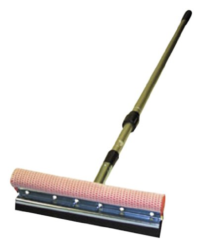 Our #3 Pick is the Carrand 9500 Professional Metal Squeegee