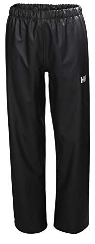 Helly-Hansen 41675 Juniors' Unisex Moss Pant, Black - Size 10
