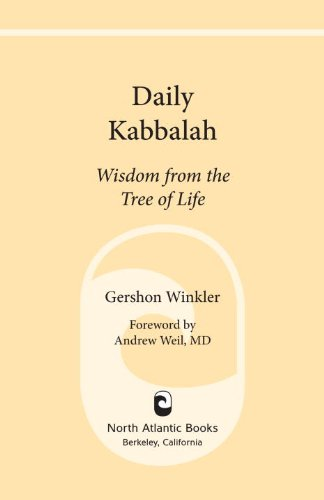 Daily Kabbalah: Wisdom from the Tree of Life
