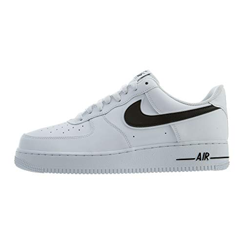 Nike Herren AIR Force 1 '07 3 Basketballschuhe, Weiß (White/Black 101), 42 EU