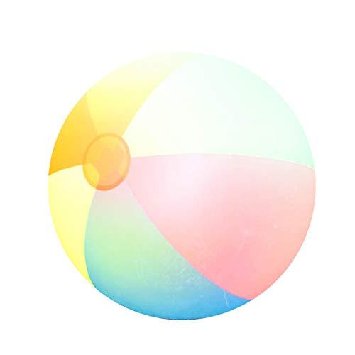 Kreative PVC Arco Iris Hinchable Pelota de Agua Piscina césped Outdoor Juego Ball