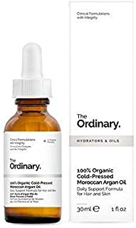 The Ordinary 100% Organic Cold-Pressed Moroccan Argan Oil 30ml