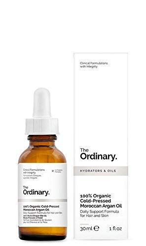 The Ordinary. 100% Organic Moroccan Argan Oil. Aceite de Argan Prensado en...