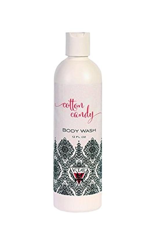 Cotton Candy Body Wash V'TAE Parfum and Body Care 12 oz Liquid