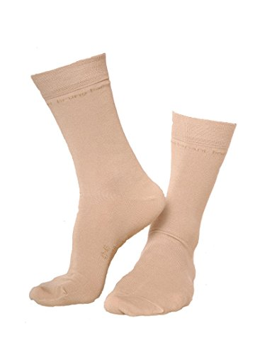 bruno banani Nature Sahara Socken 2er Pack - sand 43-46