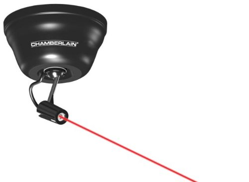 Chamberlain Group CLLP1-P Aid/Assistant CLLP1, Laser Identifies Perfect Parking Spot, Works with Chamberlain Brand Garage Door Opener Accessory