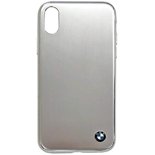Preisvergleich Produktbild BMW Collection P EXP BMHCPXSASI IPHX SIL EB Hard Case für iPhone X Aluminium